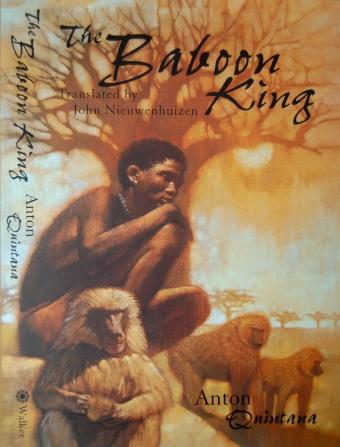 The Baboon king