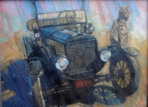 Bobcat and Model A