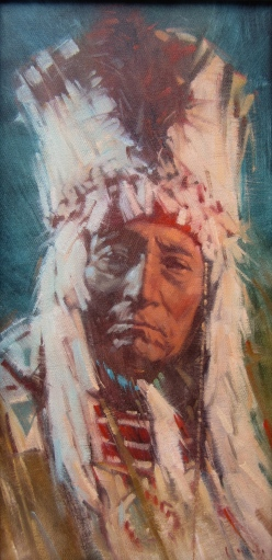 Blackfeet Chief
