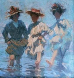 Three Ladies 1900