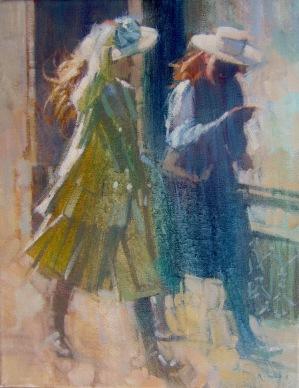 Victorian Girls
